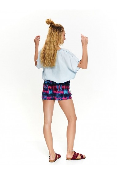 Pantaloni scurti Top Secret TOP-SSZ1008GR Multicolor