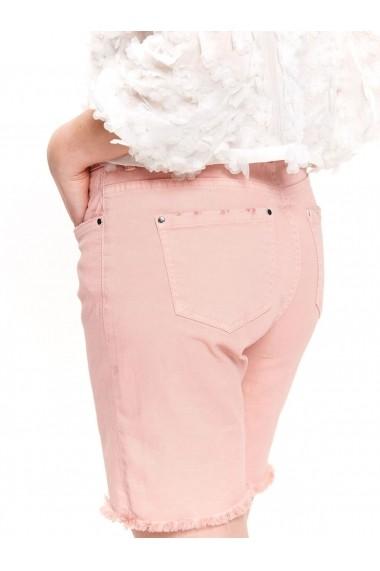 Pantaloni scurti Drywash TOP-DSZ0050RO Roz