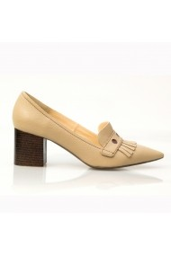 Pantofi casual Thea Visconti P-078-507-16T bej