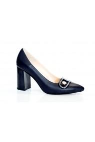 Pantofi cu toc Thea Visconti 402/B/19/613 Bleumarin