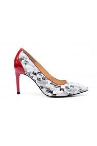 Pantofi cu toc Thea Visconti 141-19-1253 Print