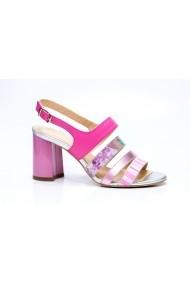 Sandale cu toc Thea Visconti S-314-19-311 Multicolor