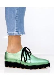Pantofi sport casual Thea Visconti 145-18-097 Verzi