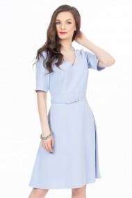 Rochie midi Sense Belissima bleu
