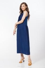 Rochie lunga Sense Moorea albastra