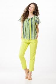 Bluza Sense imprimata Elise multicolor