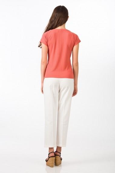 Bluza Sense jersey Margot orange