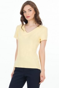 Bluza Sense Grey galben