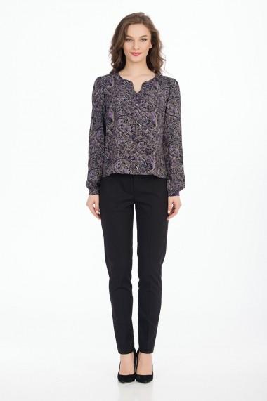 Bluza Sense Liana negru+mov