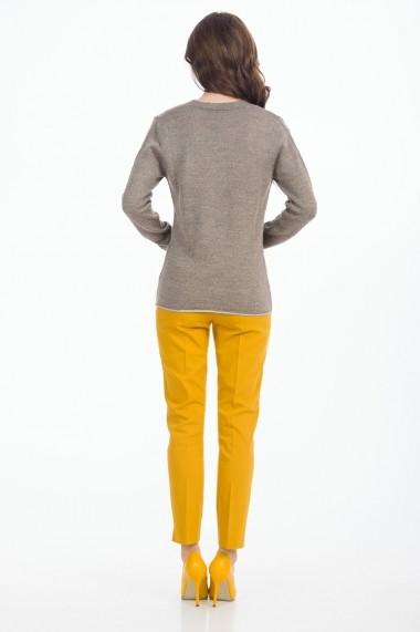 Cardigan Sense Simplicity FSE-223556--11 gri