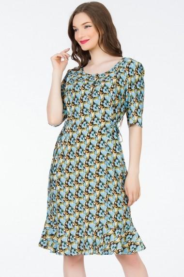 Rochie de zi Sense Debbie multicolora