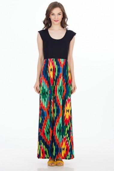 Rochie de zi Sense Onda FSE-CA4563--114 multicolor