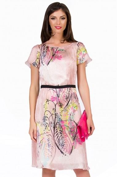 Rochie de zi Sense Missy FSE-SLE588--34 roz