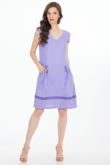Rochie de zi Sense Olivia FSE-CA4597--13 lila