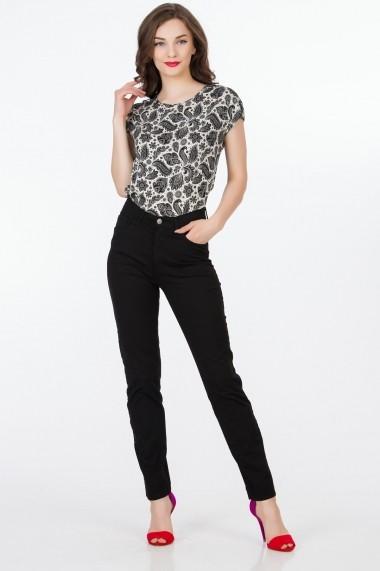 Pantaloni Sense Melody FSE-XC144--9 negru