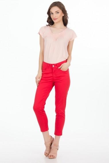 Pantaloni Sense Sonya FSE-XC145--213 corai