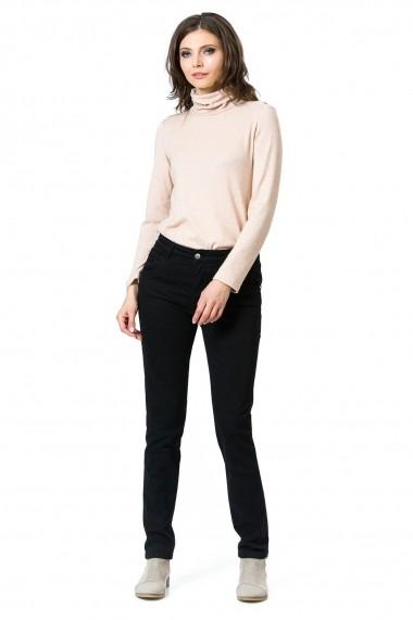 Pantaloni skinny Sense XC193 Martina negru