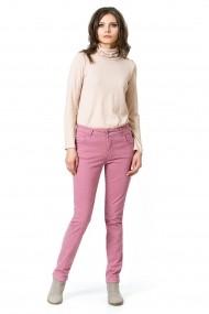 Pantaloni skinny Sense XC193 Martina roz