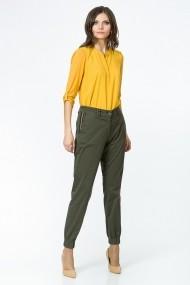 Pantaloni largi Sense XC195 Bonita kaki