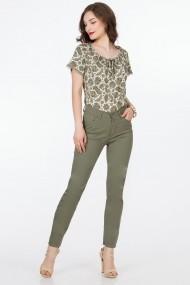 Pantaloni Sense Melody FSE-XC144--7 kaki