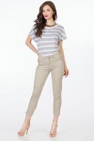 Pantaloni Sense Sonya FSE-XC145--19 bej