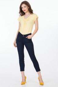 Pantaloni Sense Sonya FSE-XC145--163 bleumarin
