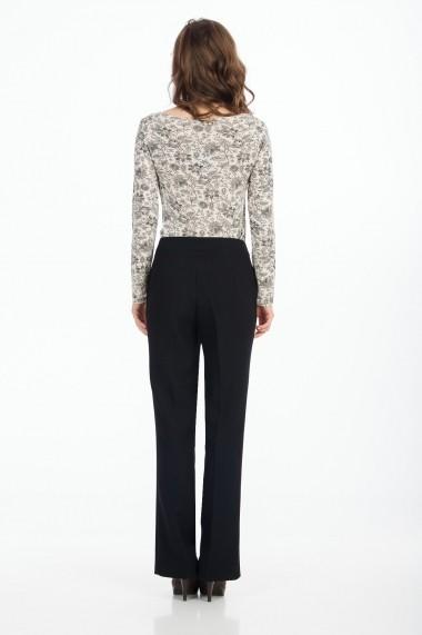 Pantalon Sense Greta CA4619 negru