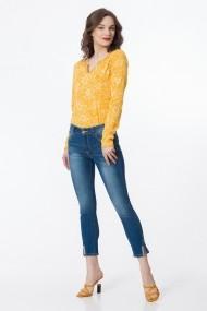 Jeans Sense Penelope albastru