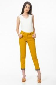 Pantaloni trei sferturi Sense CA4801--6 Olivia Ocru