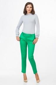Pantaloni drepti Sense Diandre CA4750 verde