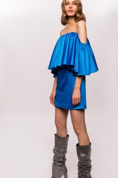 Rochie NISSA de seara RS8397 Albastru