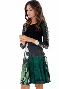 Rochie de zi Roh Boutique DR3573 multicolora - els