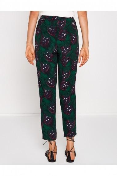 Pantaloni KOTON 7YAK48331PW Print - els
