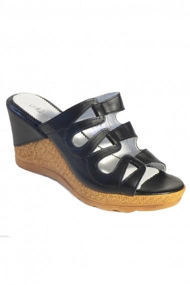 Papuci ortopedici Mopiel 250218 negru