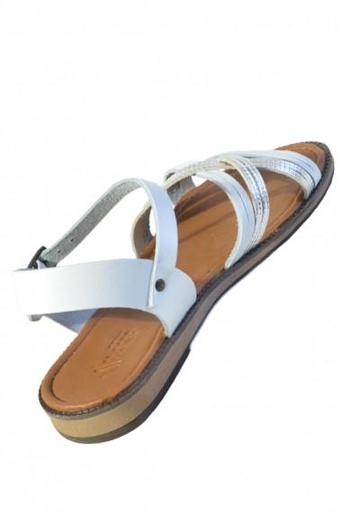 Sandale Mopiel 258310 Alb