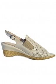 Sandale Mopiel 250219 Crem