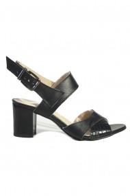 Sandale Mopiel 25606 Negru