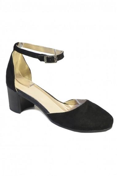 Sandale Mopiel 24801 Negru