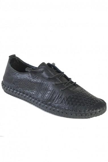 Pantofi Mopiel 238302 Negri