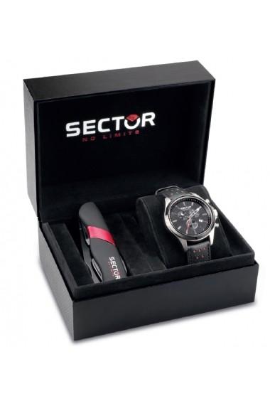 Ceas Sector R3271975005 cutit cadou carcasa ceas 48mm