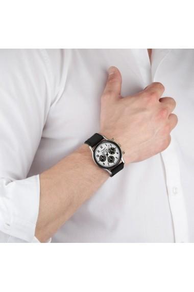 Ceas Sector R3251517002 carcasa inox 43mm curea piele neagra