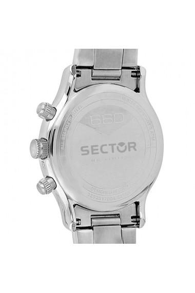 Ceas Sector R3253517006 Multifunction inox carcasa 43mm