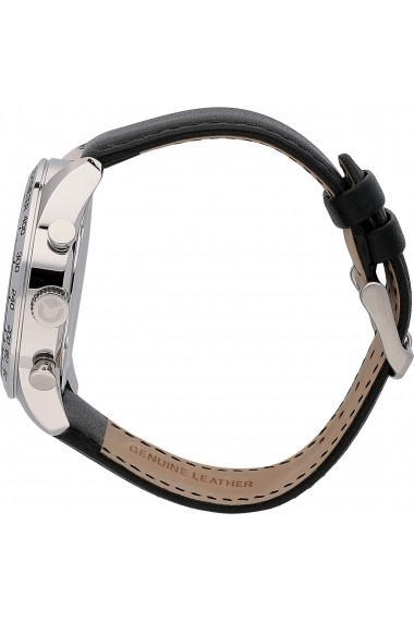 Ceas Sector R3271613002 Eco-energy carcasa inox 45mm curea piele neagra