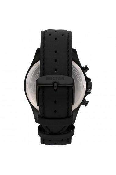 Ceas Sector R3271623001 colectie De Gayardon carcasa inox negru 45mm