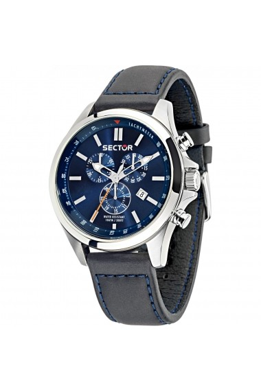 Ceas Sector R3271690014 cronograf carcasa inox 45mm