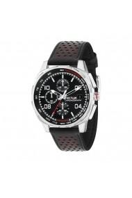 Ceas Sector R3271803001 cronograf carcasa inox 44mm, curea piele neagra