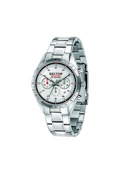 Ceas Sector R3273616005 cronograf inox carcasa 44mm