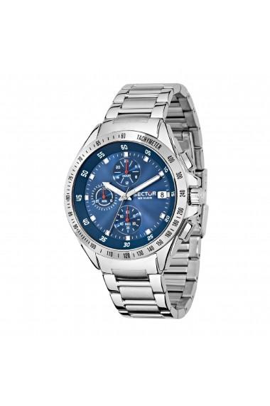 Ceas Sector R3273687002 cronograf inox carcasa 44mm