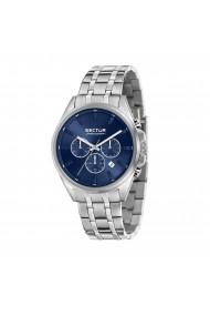 Ceas Sector R3273991004 cronograf inox carcasa 44mm, cadran albastru