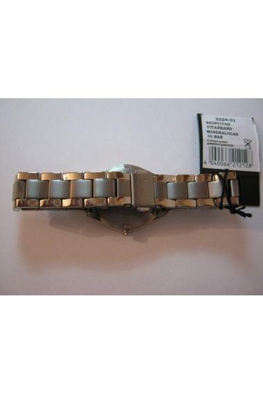 Ceas Boccia dama cod 3224-01, titan, carcasa 31mm